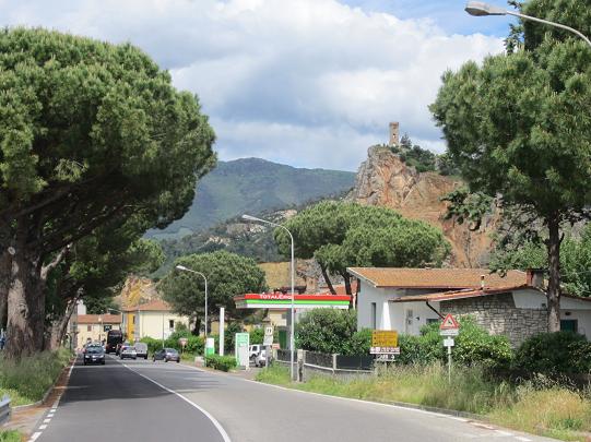 In bici da Grosseto alla Garfagnana, parte 4