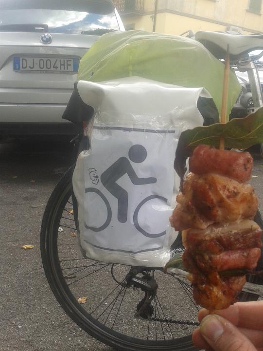 In bici da Grosseto alla Garfagnana, parte 6
