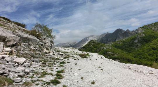 Monte Altisssimo Apuane