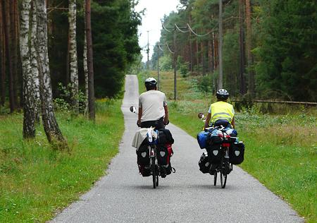 Pista ciclabile Berlino - Copenhagen