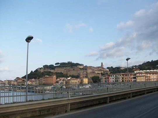 Diario di viaggio Pontinia - La Spezia