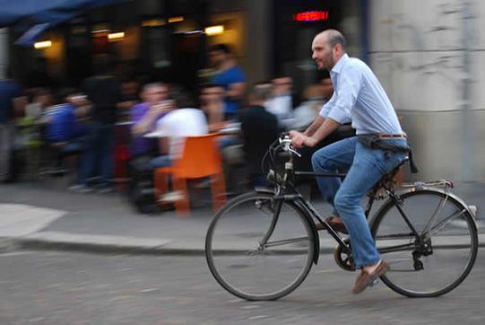 Primo corso di promozione della mobilità ciclistica