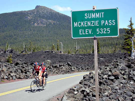 Il McKenzie Pass