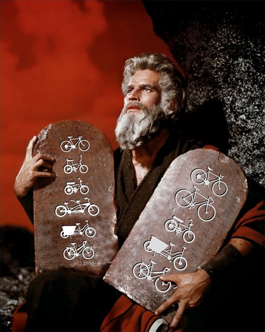 cycle mose