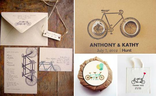 matrimonio-a-tema-bicicletta-grafica