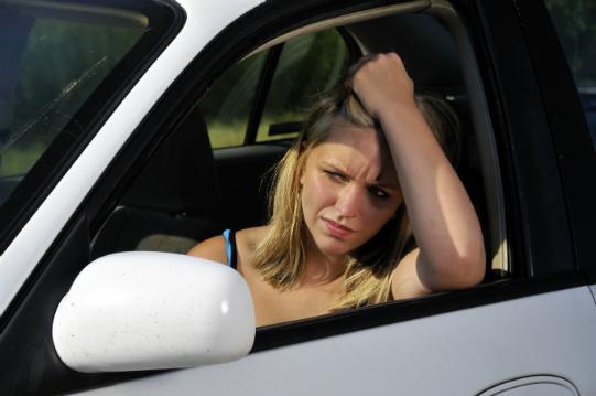 stress in auto