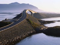 15 world scenic roads