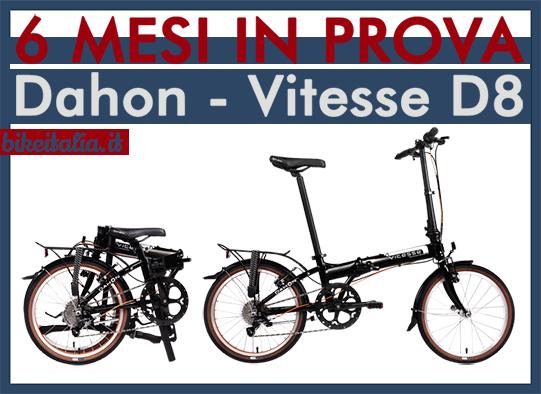 Dahon Bici Pieghevole Prezzo.Recensione Bici Pieghevole Dahon Vitesse D8