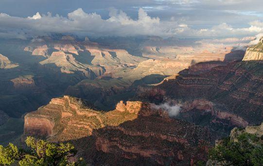 Veduta del Grand Canyon National Park