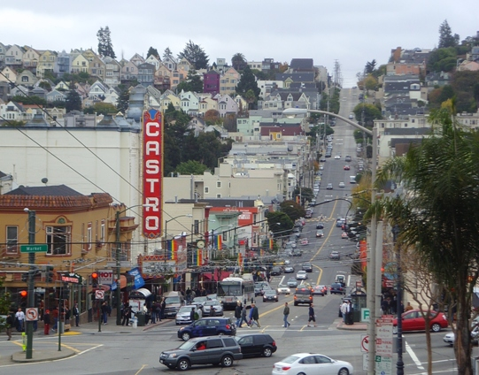 Quartiere Castro, a San Francisco