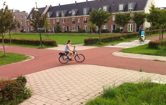 Cicloturismo in Olanda, piste ciclabili