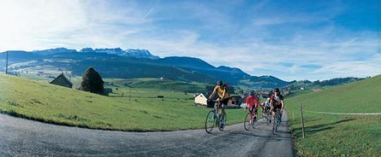 Vacanze in Bici in Svizzera