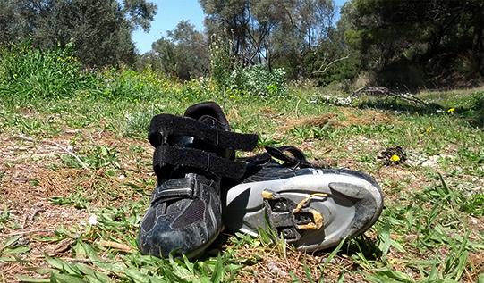 pretty nice 91f0b f25cd Le scarpe per andare in bicicletta