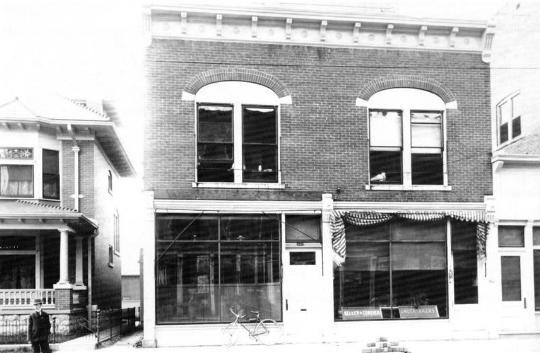 Il negozio al 1127 West Third Street