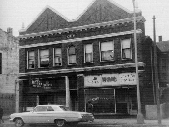 Il terzo negozio, al 1034 di West Third Street