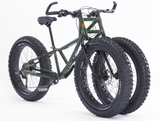 Juggernaut-bike