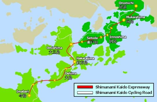 shimanami_kaido_cycling_map