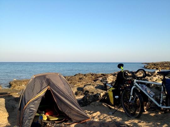 Bici+Tenda