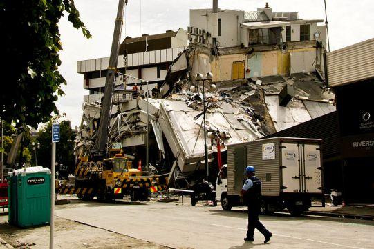 Christchurch-terremoto