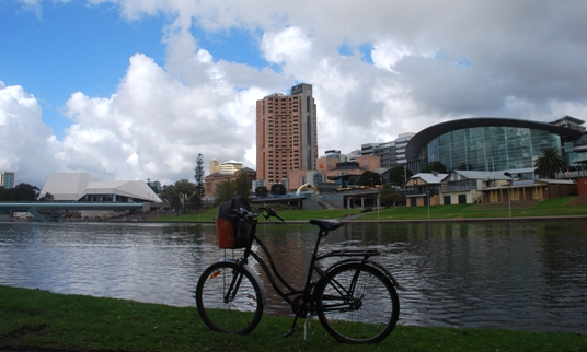 L'Adelaide Convention Centre, che ospiterà Velo-City 2014