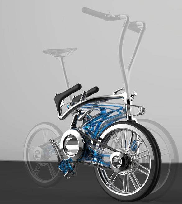 Quando la bici incontra il design sostenibile for Permettono di riscaldare senza inquinare