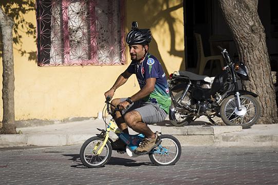 microciclista