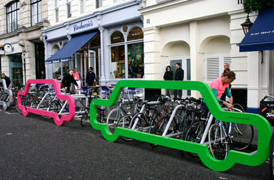 Parcheggio bici