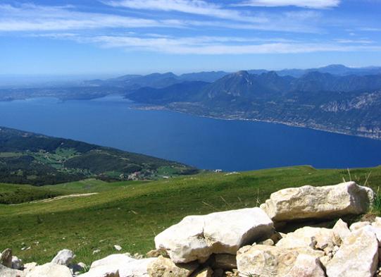 San Zeno di Montagna in bici