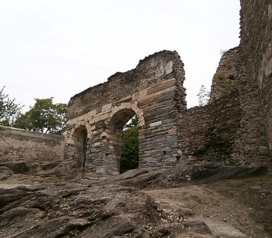 Via Francigena Piemonte, Susa