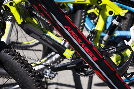 arosa bike