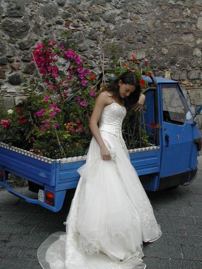 Taormina da sposare