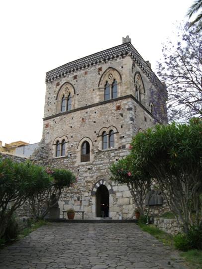 Taormina, il centro