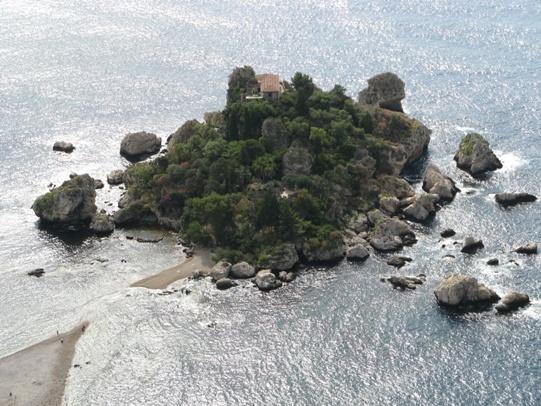 Taormina, il mare