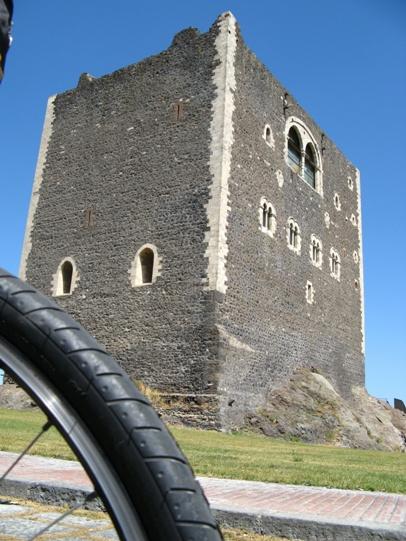 Paternò torre Normanna