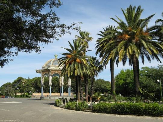 Caltagirone, i giardini