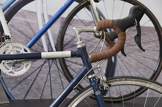 eurobike 2014 bici acciaio