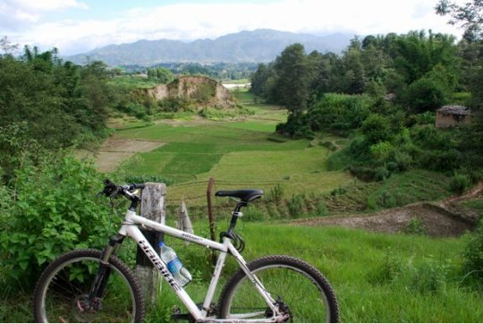 nagargkot-bike