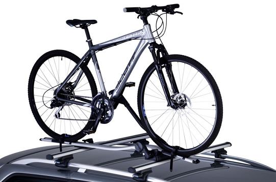 dal 2016 supporto porta bici bike biciclette kit Portabici posteriore Ford Ka