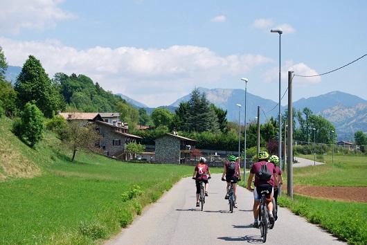 Ciclabile Val Seriana