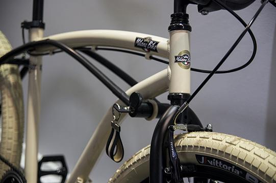 Milanobike dettaglio front