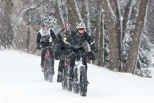 fat bike snow