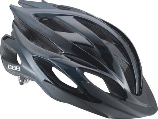 un casco pensato per praticare cross-country: leggero, aerodinamico e resistente. Fonte: thedogswheels.co.uk