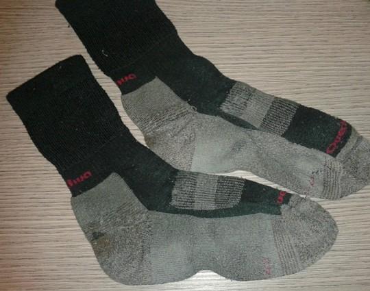 calze invernali in misto merinos, per donare calore