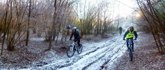 i mtb biker lo sanno bene, quando piove lo stile di guida deve cambiare completamente! Fonte:gmpbike.it