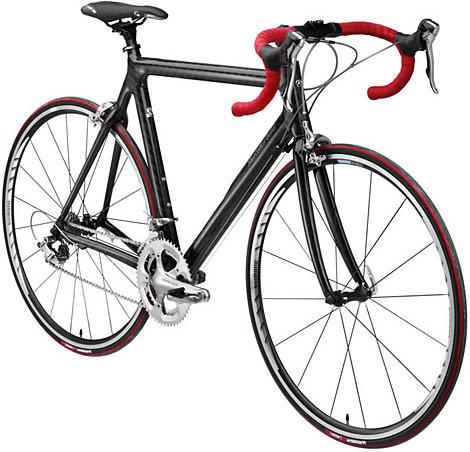 Una bicicletta da corsa in carbonio, un lusso per pochi? (Fonte: carbonfibergear.com)