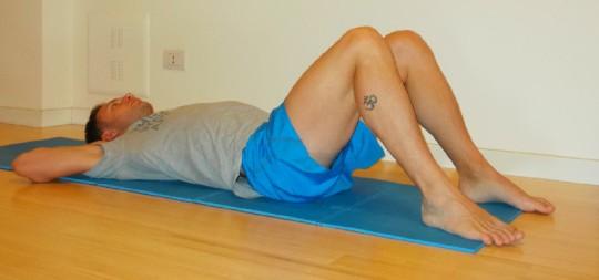 esercizi per il mal di schiena in bici