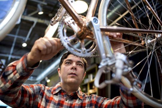 bicicletta detroit