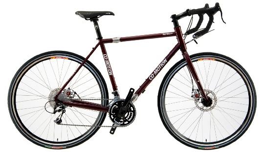 Bici da cicloturismo co_motion-americano