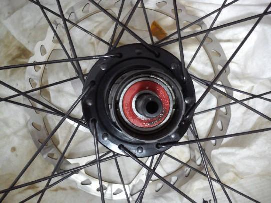 i cuscinetti delle biciclette non devono lavorare a secco!