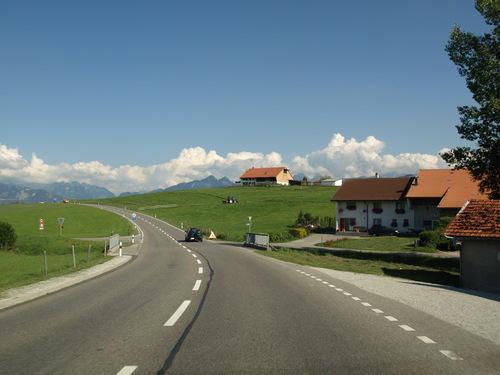 Itinerario laghi svizzera, una strada